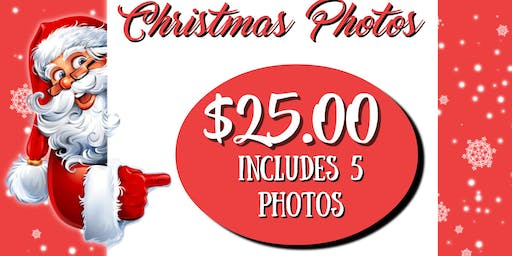 Fort Mcmurray Christmas Photo Event
