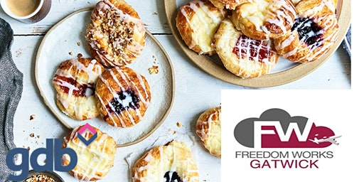 gdb Pastries & Networking at Freedom Works Crawley