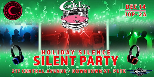 Holiday Silence Silent Party