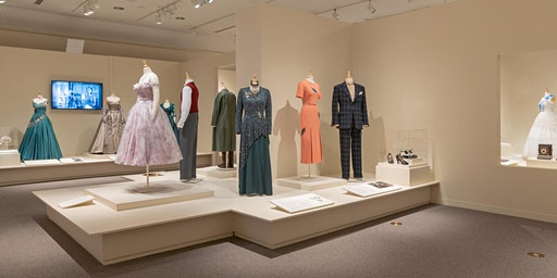 Tour of Costuming THE CROWN at Winterthur Museum and Library