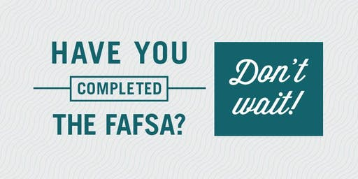 College Application and Fafsa Assistance