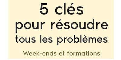 5 Clés pour résoudre tous les problèmes
