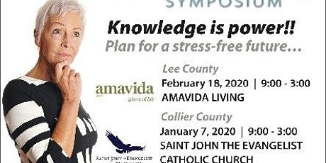 COLLIER COUNTY 9TH ANNUAL SENIOR LIVING SYMPOSIUM tickets
