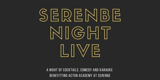 Serenbe Night Live