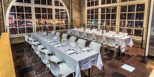 Festive Greek Supper Club '19