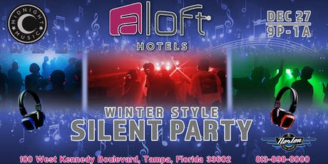 Winter Style Silent Party tickets