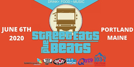 Street Eats & Beats - 21+ Event tickets