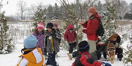 Winter Break Adventure Days Laurel Creek Nature Centre January 2020 tickets