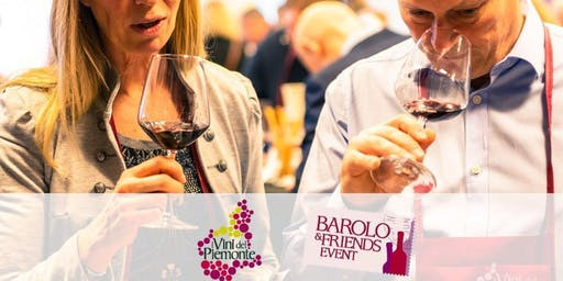 Barolo & Friends Wine Tasting