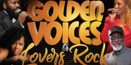 Golden Voices of Lovers Rock  tickets