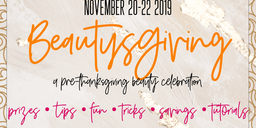 BeautysGiving Tips Tricks & Prizes Extravaganza