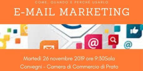 Workshop E-mail marketing biglietti