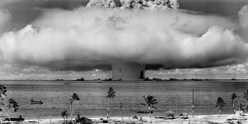 """Free film night: Nuclear testing (Screening of """"Anointed"""" & """"The Polygon"""")"""