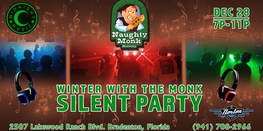 Winter With the Monk Silent Party