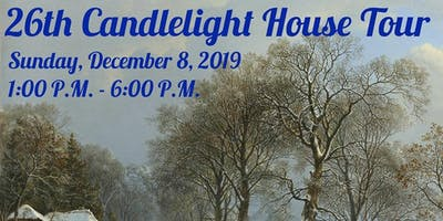 26th Candlelight House Tour