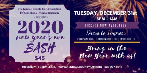 New Years Eve Bash 2020