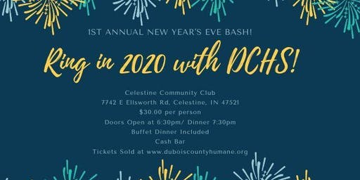 Ring in 2020 with DCHS!
