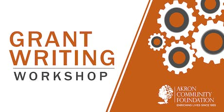 ACF Introduction to Grant Writing Workshop tickets