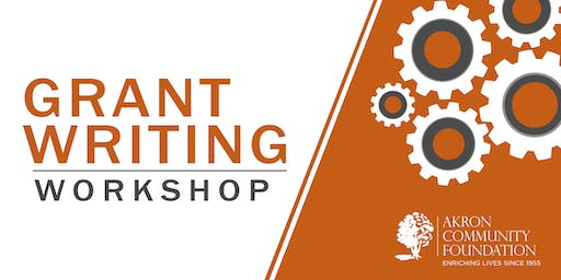 ACF Introduction to Grant Writing Workshop