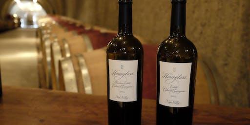 Hourglass Winery : Wine Tasting