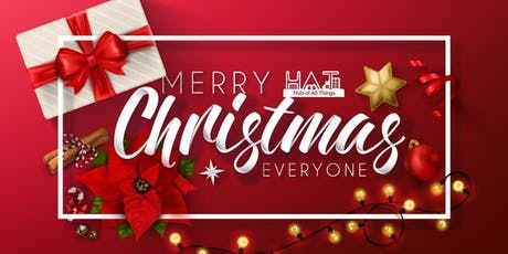 HAT Ecosystem Christmas Lunch tickets
