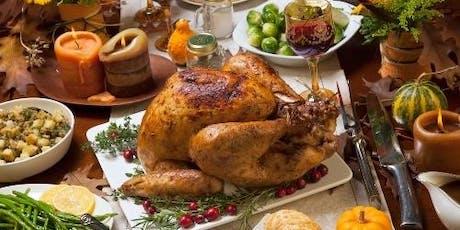 Thanksgiving Dinner biglietti