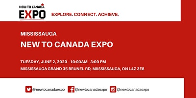 Mississauga   New To Canada Expo
