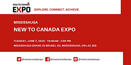 Mississauga | New To Canada Expo