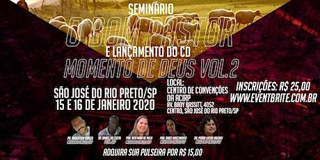 Seminário O Bom Pastor em São José do Rio Preto/SP ingressos