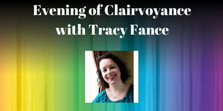 27-01-20 The Plough, Whitstable - Evening of Clairvoyance with Tracy Fance tickets