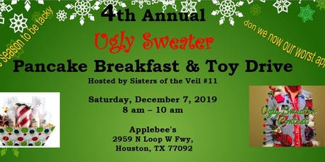 4th Annual Ugly Sweater Pancake Breakfast & Toy Drive tickets