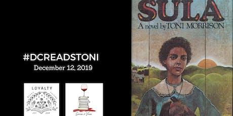 #DCReadsToni presents SULA by Toni Morrison  tickets