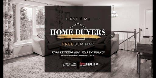November Home Buying Seminar