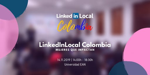 LinkedIn Local Colombia Mujeres que Impactan