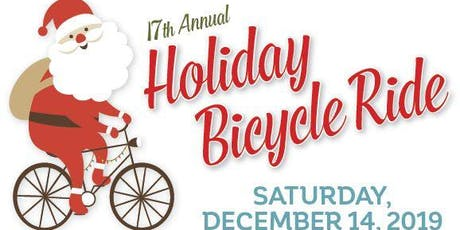 Holiday Bicycle Ride tickets