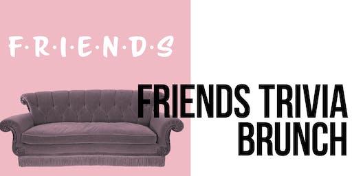 FRIENDSgiving Trivia Brunch