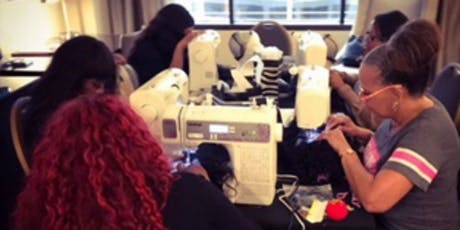 San Francisco, CA |Lace Front Wig Making Class with Sewing Machine tickets