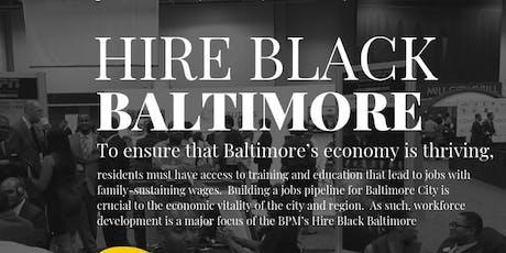 Hire Black Baltimore tickets