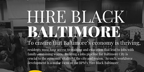 Hire Black Baltimore tickets