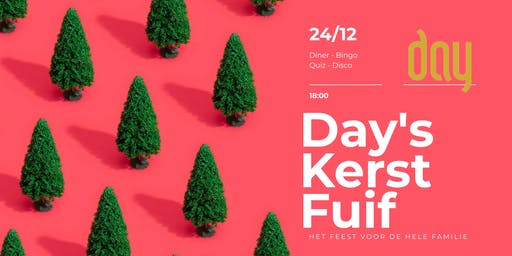 Day's kerst Fuif