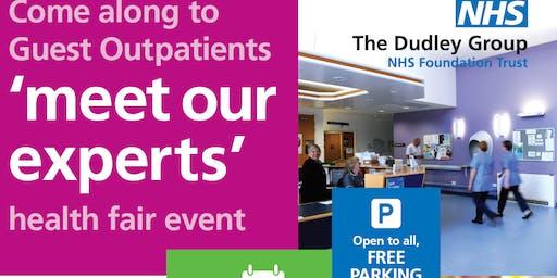 Guest Outpatient Centre 'Meet the Experts' event