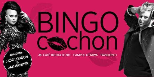 Bingo Cochon - Novembre