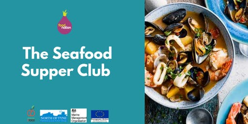 The Seafood Supper Club - Winter Warmers!