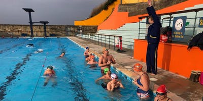 Cold Water Swimming Introductory Session 30th Nov