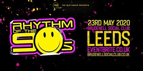 Rhythm of the 90's (Brudenell Social Club, Leeds) tickets