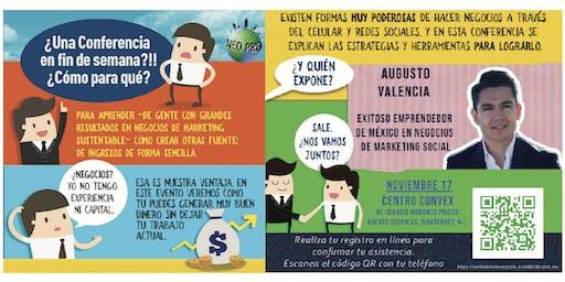 SEMINARIO DE NEGOCIOS - MARKETING SOCIAL