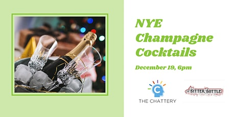 NYE Champagne Cocktails tickets