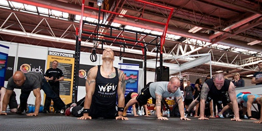 Hustle & Flow Class - Movement, Strength and Mobility