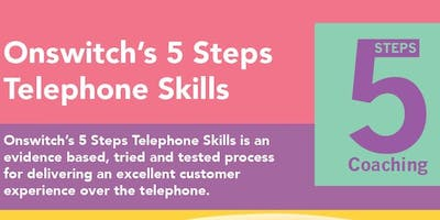 Onswitch's 5 Steps Telephone Skills - Adelaide
