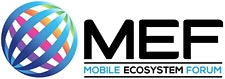 Mobile Ecosystem Forum (MEF) logo